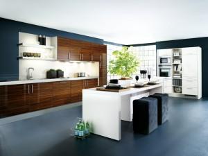 improve kitchen and bathroom